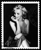Movie Stamp IV Fine Art Print