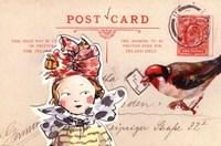 Carte Postal I Fine Art Print