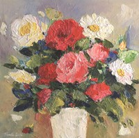 Rose Bouquet Fine Art Print