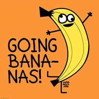 Going Bananas! Fine Art Print
