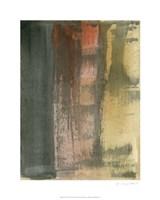Charred Surfaces VI Fine Art Print