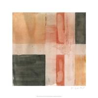 Charred Surfaces VIII Fine Art Print
