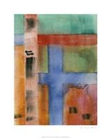 Charred Surfaces XI Fine Art Print