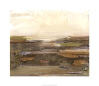 Organic Landscape I Fine Art Print