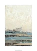 Aqua Seascape I Fine Art Print