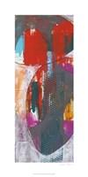 Nested Ellipse I Framed Print