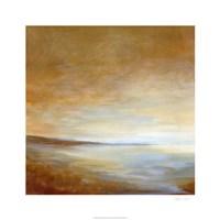 Amber Light II Fine Art Print