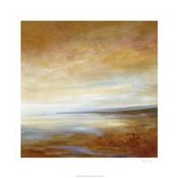 Amber Light III Fine Art Print
