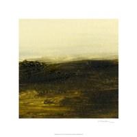 Light on the Horizon II Framed Print