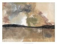 Ambient Landscape II Framed Print