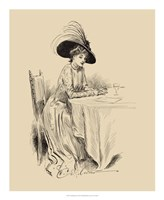 The Rendez-vous Fine Art Print
