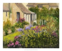 Cotswold Cottage II Fine Art Print