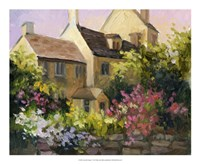 Cotswold Cottage V Fine Art Print