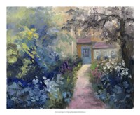 Cotswold Cottage VI Fine Art Print