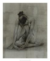 Classic Figure Study II Framed Print