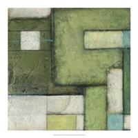 Green Space I Fine Art Print
