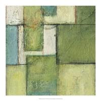 Green Space II Fine Art Print