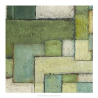Green Space III Fine Art Print