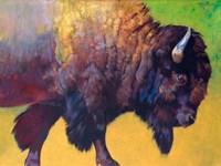 Da Bull Fine Art Print