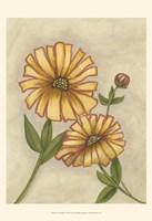 Flower Medley I Fine Art Print
