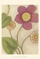 Flower Medley II Fine Art Print
