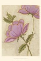 Flower Medley III Fine Art Print
