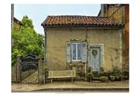 Lupiac House II Fine Art Print