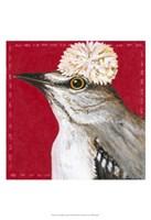 You Silly Bird - Gigi Fine Art Print