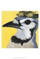 You Silly Bird - Parker Fine Art Print