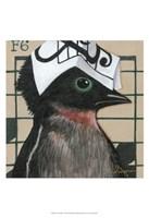 You Silly Bird - Will Fine Art Print