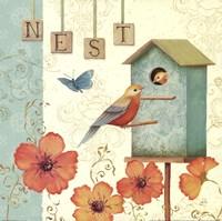 Welcome Home IV Fine Art Print