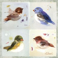 Birds II Fine Art Print