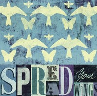 Spread Your Wings Fine Art Print