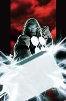 Thor - Mjolnir Wall Poster