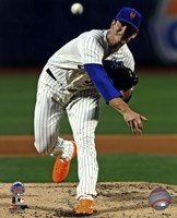 Matt Harvey #33 of the New York Mets pitching during the 84th MLB All-Star Game on July 16, 2013 Fine Art Print