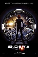 Ender's Game - Teaser Wall Poster