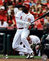 Brandon Phillips 2013 Action Fine Art Print