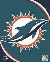 Miami Dolphins 2013 Logo Framed Print