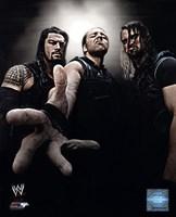 The Shield 2013 Posed Fine Art Print