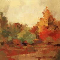 Fall Forest II Fine Art Print