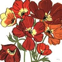 Sweet William Crop Fine Art Print