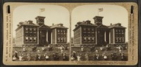 White Oak Cotton Mill School. Greensboro, N.C Fine Art Print