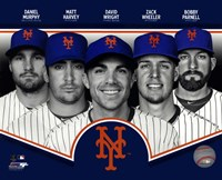 New York Mets 2013 Team Composite Fine Art Print
