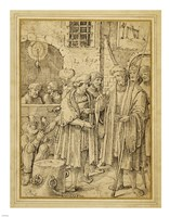 The Seven Acts of Mercy: Ransoming Prisoners Fine Art Print
