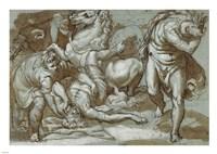 The Conversion of Saint Paul Fine Art Print