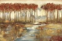 Gracious Landscape Fine Art Print