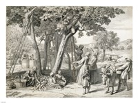An Apple Harvest Fine Art Print