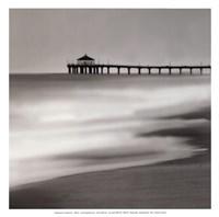 Manhatten Pier - Mini Fine Art Print