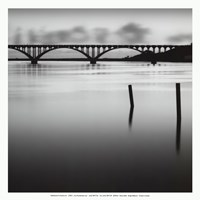 Bridge Reflection - Mini Fine Art Print