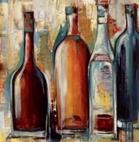 Wine I Framed Print